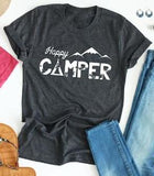 Happy Camper Mountains tee