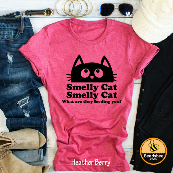 Smelly Cat tee