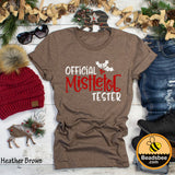 Official Mistletoe Tester