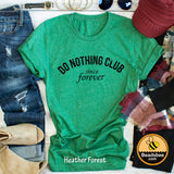 Do Nothing Club