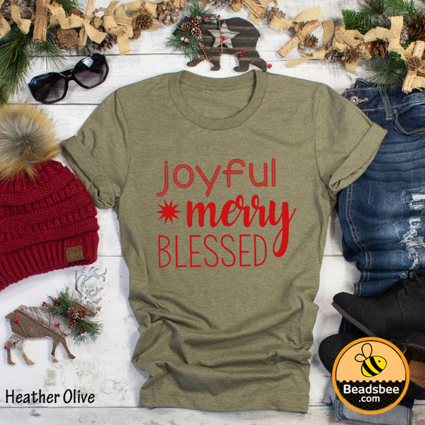 Blessed Christmas Tee