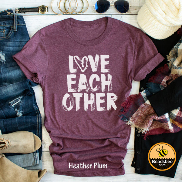 Love Each Other Tee