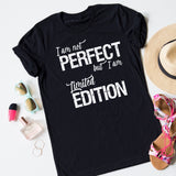 I Am Not Perfect... tee