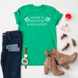 Mischief and Malarkey Tee