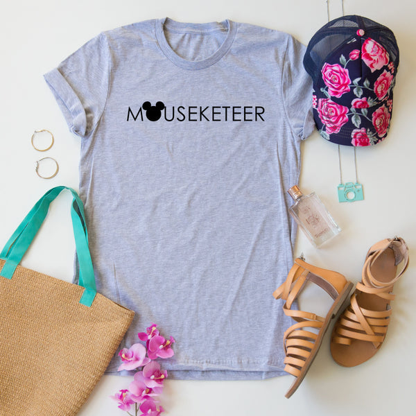 Mickey Mouse Mouseketeer tee