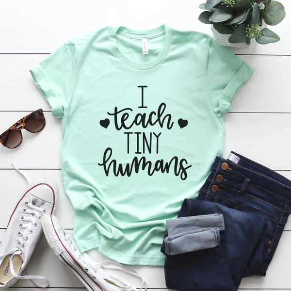 I Teach Tiny Humans