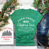 Farm Fresh Christmas Trees Style 1