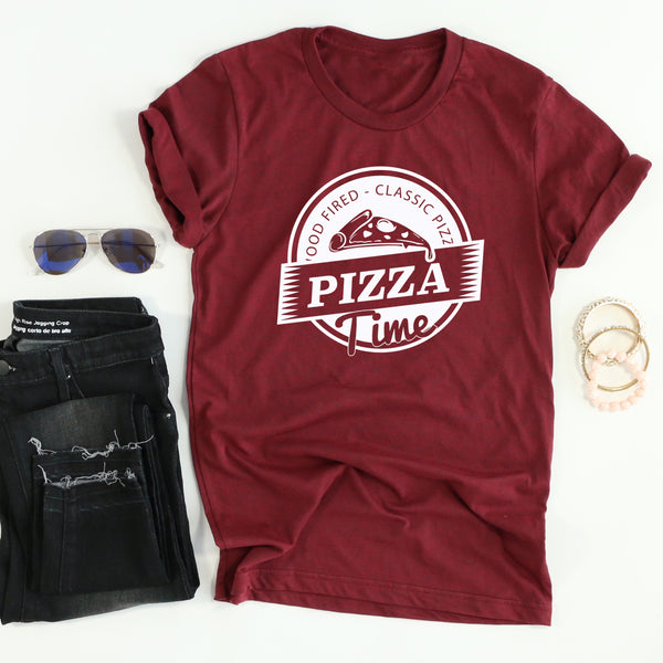 Pizza Time tee