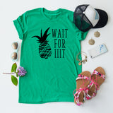Psych Wait for It Tee
