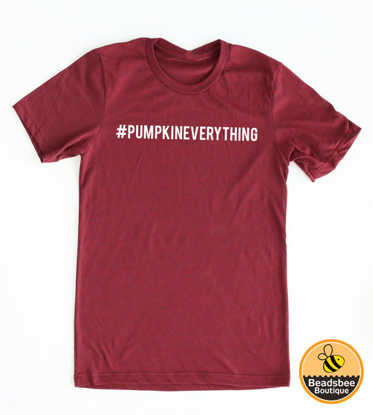 #pumpkineverything Tee