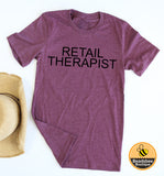 Retail Therapist tee