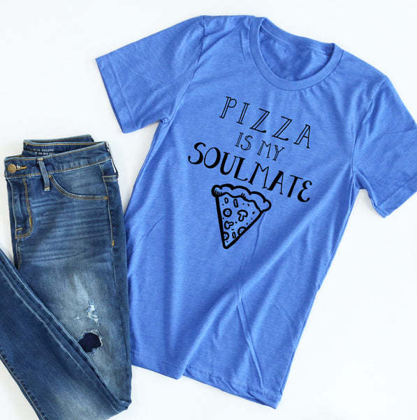 Pizza Soulmate Tee