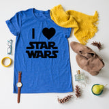 I (Heart) Star Wars tee