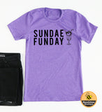 Sundae Funday tee