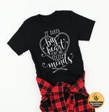 Teacher- Help Shape Little Minds tee