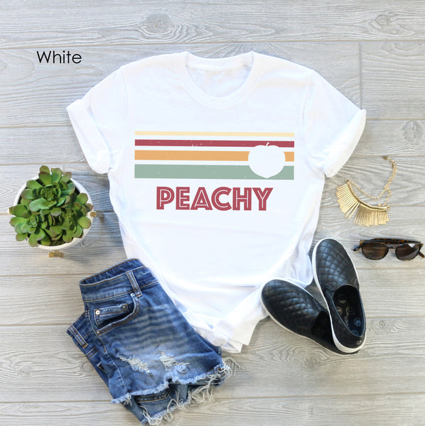 Retro Peachy