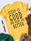Books Are Better tee