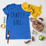 Crafty Girl tee