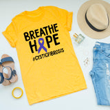 Breathe Hope tee