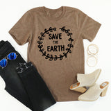 Save The Earth tee