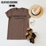 Farmhouse tee