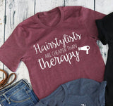Hairstylists Therapy tee