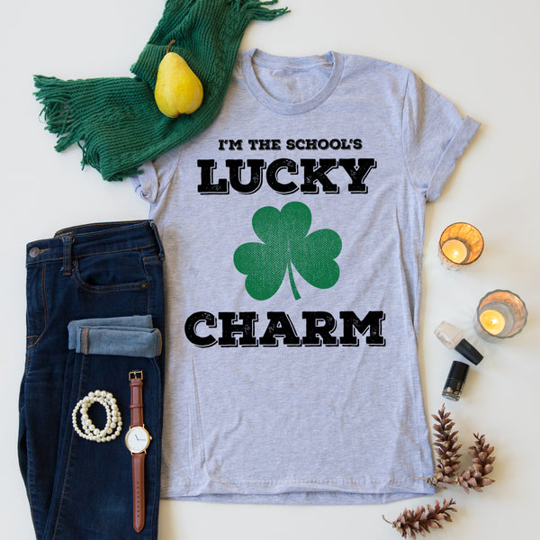 I'm The School's Lucky Charm tee