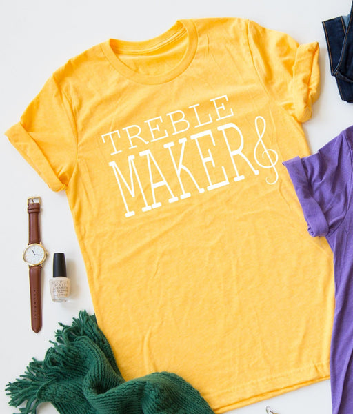 Treble Makers tee