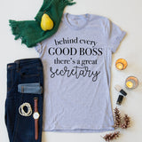 Behind Every Good Boss There's a Great Secretary