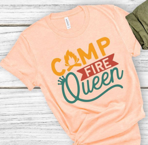 Camp Fire Queen