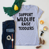 Support Wildlife Raise Toddlers