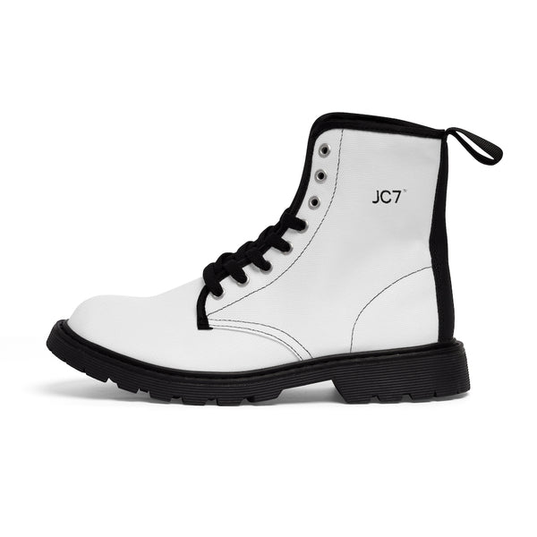 Men's Canvas Boots