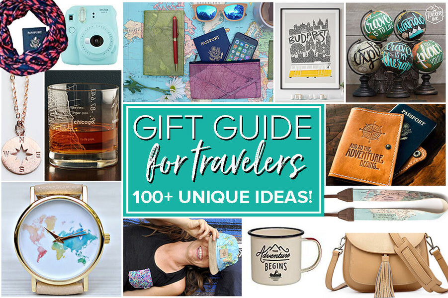 75 Unique Travel Gifts to Give in 2020