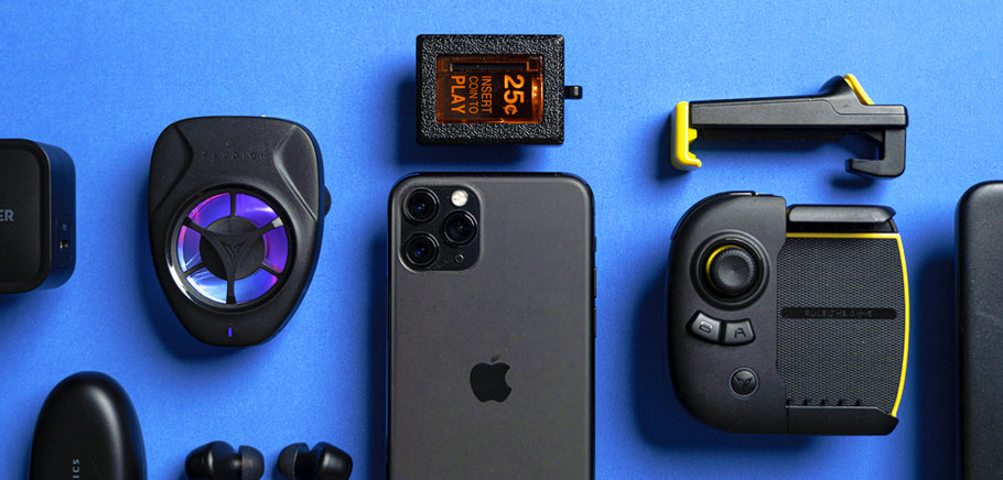 Looking for the ultimate mobile gaming setup? Or perhaps a more pared-back approach that still lets you take your gaming to the next level? These easily portable mobile gaming EDC accessories may be just the winning solution you're after…