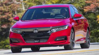 Quietest Midsized Sedans From Consumer Reports' Test