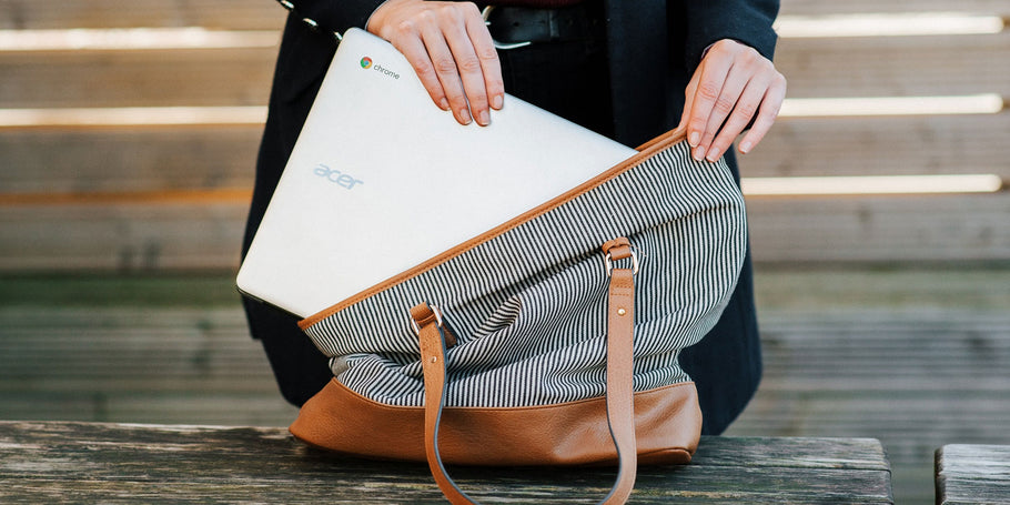 Whether you're traveling for work or fun, you're likely taking gadgets like a laptop or tablet with you