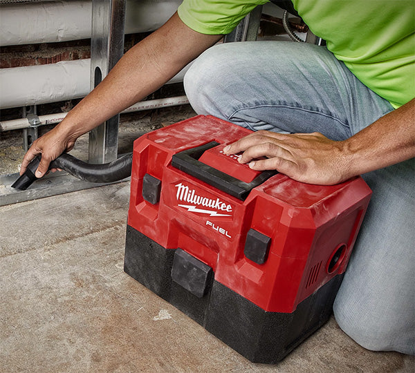Milwaukee Tool Pipeline 2020: The Latest in Cordless Vacs