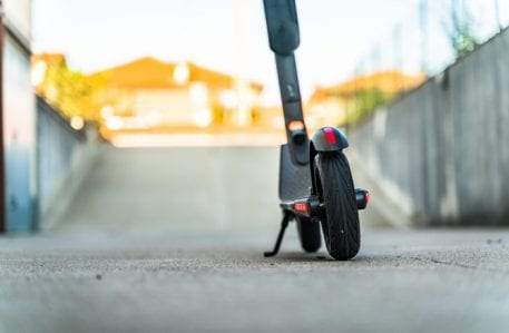 Segway-Ninebot Debuts Self-Driving Electric Scooter