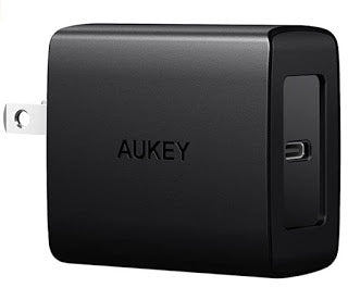 AUKEY 18W USB C Wall Charger with Power Delivery for Only $6.99 (Was $19.99)!!!