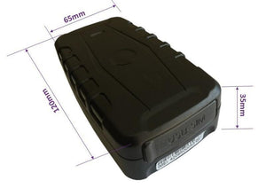 10000mAh battery GPS Tracker LK209B with magnet for car,Move ment alert