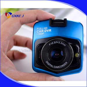 1080P Full HD Car Dvr Wide Angle Car Camera Recorder With Night Vision With G-Sensor Dash Cam-balck