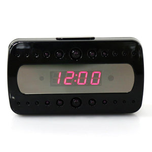 108P HD Clock Hidden Camera IR Security