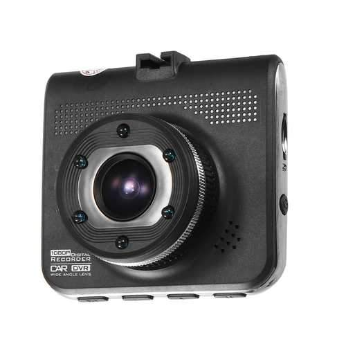 2.2 Inch 1080P FHD Car DVR Camera VR Microphone Live Tachograph Built-in Stereo