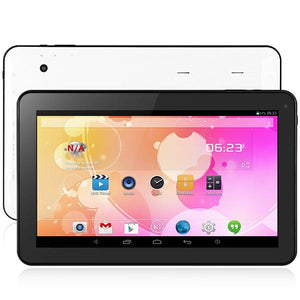 10.1 inch A33 Android 4.4 Tablet PC All Winner A33 Quad Core 1.3GHz WSVGA Screen Cameras 8GB ROM