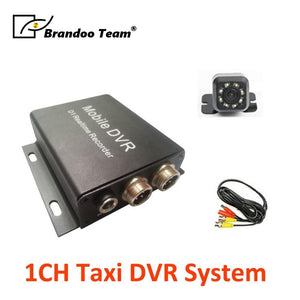 1CH CAR/mobile DVR kit, with micro camera for auto recording in taxi,bus