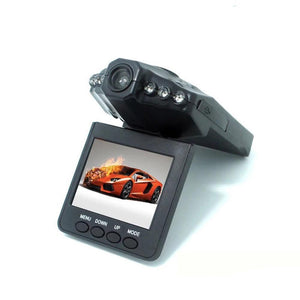 2.4 Inch TFT Car DVR With 6 LED Light Auto Car Camera Video Recorder Dash Cam Motion Detection Night Vision G-Sensor