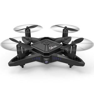 2.4G Mini RC Drone with Fixed Height Wifi Real time Transmission Foldable Headless Mode Quadcopter Drone Remote Control Toys