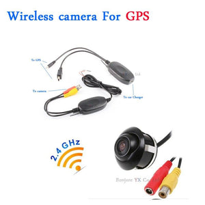 2.4G Wireless Module 2.5mm output For Gps 360 Degree Car Rear View Camera Reversing Camera Transmitter and Receiver Accessory