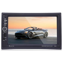 Load image into Gallery viewer, 2 DIN Car DVD Video Player Touch Screen GPS Navigation 1080P HD Player USB MP4/MP5 Bluetooth Support Rear View Reverse Univeral