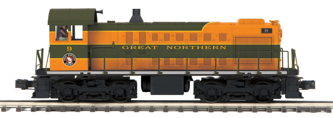 MTH 20-20893-1 - Alco S-2 Switcher Diesel Engine